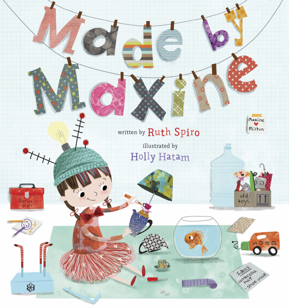 Made by Maxine Cover